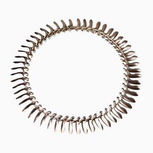 Necklace by Bent Gabrielsen for Georg Jensen, Denmark, 1960s