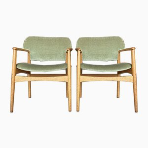 Danish Armchair by A.B. Madsen, 1950s