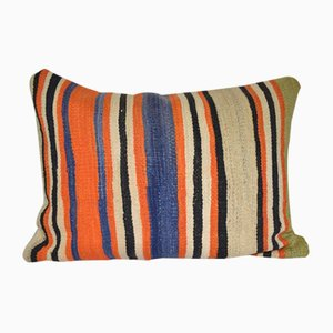 Handwoven Kilim Pillow Cover from Vintage Pillow Store Contemporary