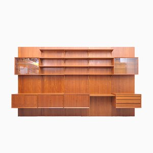 Wall Units by Poul Cadovius for Cado, 1960s, Set of 24