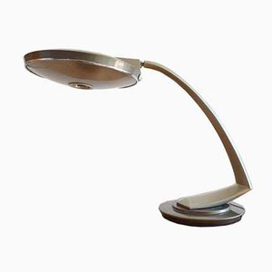 Mid-Century Arc Table Lamp by Pedro Martin for Fase