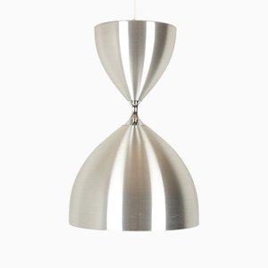 Vintage Danish Vega Pendant Lamp by Johannes Hammerborg for Fog & Mørup, 1960s