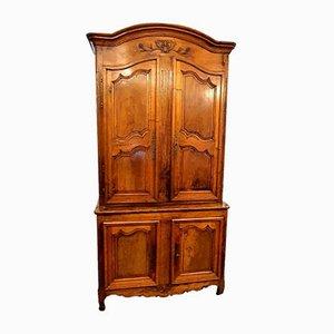 Walnut Cupboard, 1800s
