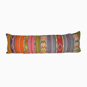 Long Kilim Bench Pillow Cover from Vintage Pillow Store Contemporary