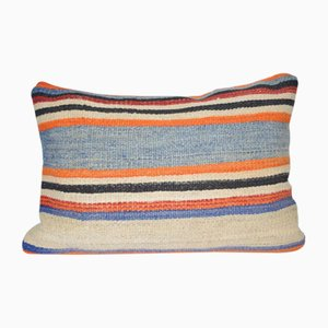 Striped Kilim Pillow Cover from Vintage Pillow Store Contemporary