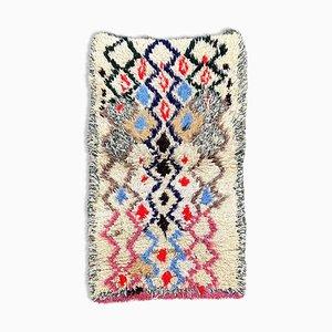 Kleiner marokkanischer Teppich, 1990er