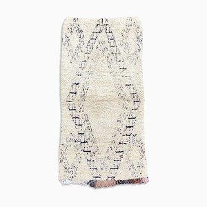 Moroccan Beni Ourain Carpet, 1990s