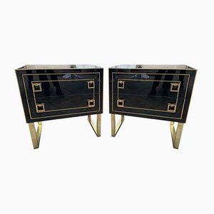 Vintage Chest of Drawers from Nardo, 1975, Set of 2