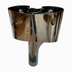 Mid-Century Table Lamp by Constantino Corsini et Giorgio Wiskemann for Silnovo, 1968