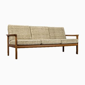 Danish Teak Sofa by Sven Ellekaer for Komfort, 1960s