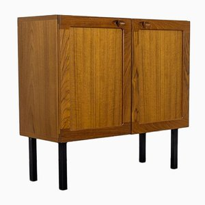 Danish Teak Cabinet by H. W. Klein for Bramin, 1960s