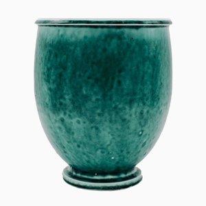 Vintage Argenta Vase von Wilhelm Kåge für Gustavsberg