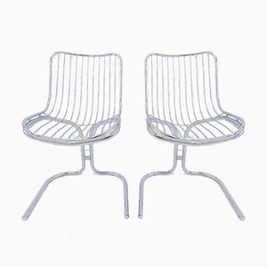 Dining Chairs by Gastone Rinaldi for Rima, 1970s, Set of 2