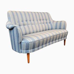 Mid-Century Samsa 2-Seater Sofa by O.H. Sjörgen for Carl Malmsten