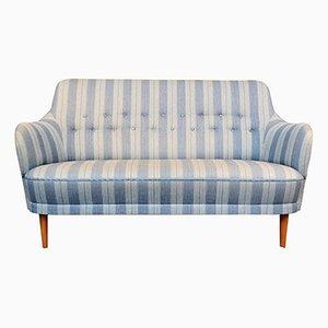 Mid-Century Samsa 2-Sitzer Sofa von OH Sjörgen für Carl Malmsten