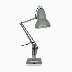 Grey Anglepoise Table Lamp by George Carwardine for Herbert Terry & Sons, 1960s