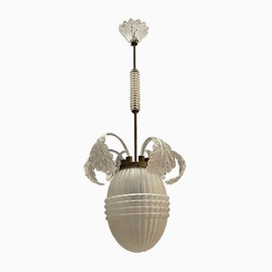 Are Deco Murano Glass Light Pendant