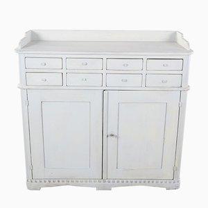Gustavian Style Wardrobe / Dresser, 1850s