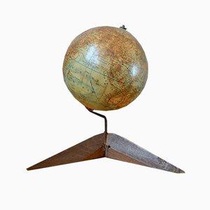 Antiker Globus von Ludwig Julius Heymann