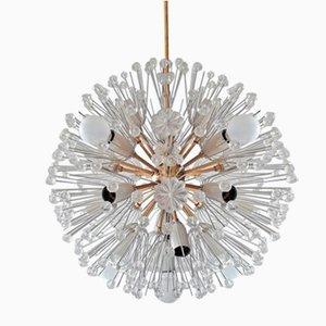 Dandelion Ceiling Lamp by Emil Stejnar for Rupert Nikoll, 1960s