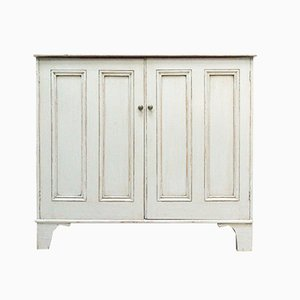 Antique French Oak Painted Dresser