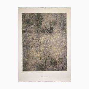 Jean Dubuffet - Impermanence - Original Lithographie - 1961