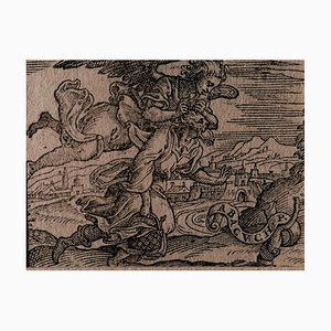 Unknown - Abacuch - Original Radierung - Frühes 19. Jahrhundert
