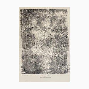 Jean Dubuffet - Vegetation Primordial - Litografia originale - 1959