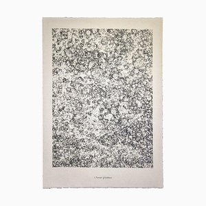 Jean Dubuffet - Land Gritty - from Soil, Land - Lithograph - 1959
