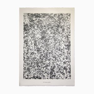 Jean Dubuffet - Gravel Perlier - from Water, Stones, Sand - Original Lithograph - 1959