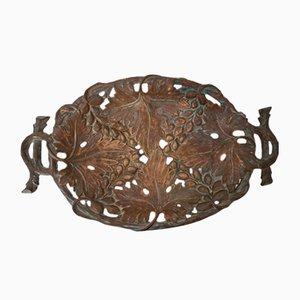 Antique Italian Bronze Sculptured Ornament