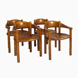 Side Chairs by Rainer Daumiller, 1970s, Set of 4