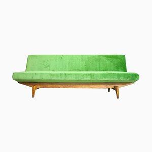 Scandinavian Teak Sofa, 1960s