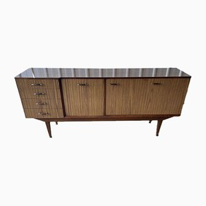 Mid-Century Sideboard with Drinks Cabinet