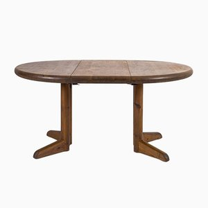 Oiled Table by Rainer Daumiller, 1970s
