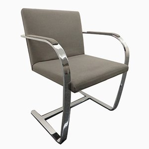 Vintage Brno Sessel von Ludwig Mies van der Rohe für Knoll Inc. / Knoll International, 1980er