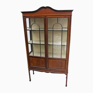 Antique Chinese Cabinet with Dome Top
