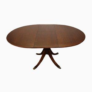 Mahogany Round Table, 1960s