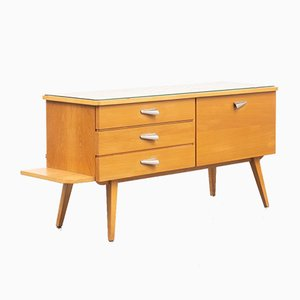 Ash Chest of Drawers, 1950s