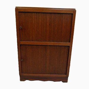 Small Dutch Roller Cabinet, 1930s