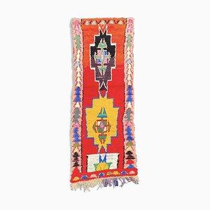 Handgemachter Marokkanischer Teppich, 1990er