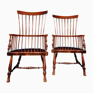 Darvel Scottish Armchairs, Set of 2