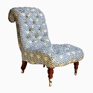 Slipper Chair from Howard & Sons