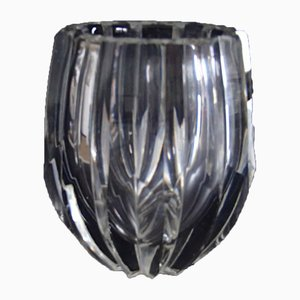 Small Crystal Vase from BODA, 1970s