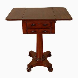 English Mahogany Pembroke Table, 1830s