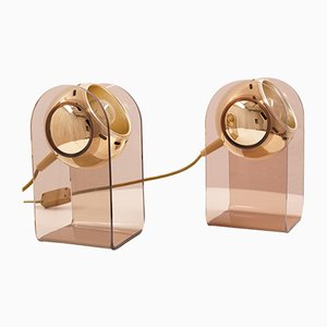 Lampes de Bureau de Insta Sensorette, 1970s, Set de 2