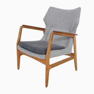 Edith Lounge Chair by Aksel Bender Madsen for Bovenkamp, the Netherlands