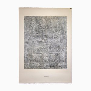 Jean Dubuffet - Carefree - from Shows - Original Lithograph - 1961