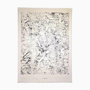 Jean Dubuffet - Legend - Original Lithograph - 1959