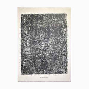 Jean Dubuffet - Legend Allegre - Original Lithographie - 1959